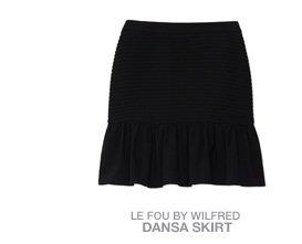 Le Fou Dansa Skirt