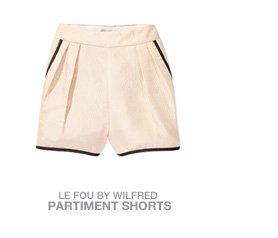 Le Fou Partiment Shorts