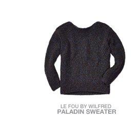 Le Fou Paladin Sweater