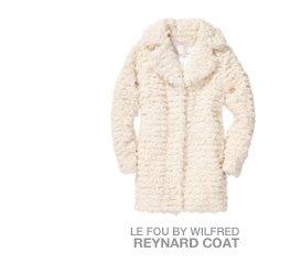 Le Fou Reynard Coat