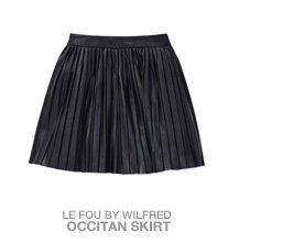 Le Fou Occitan Skirt