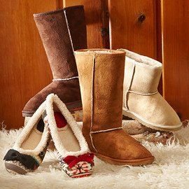 Walk in Warmth: Women's Shoes