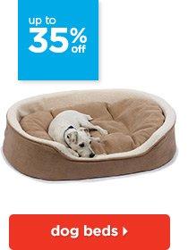35% off dog beds