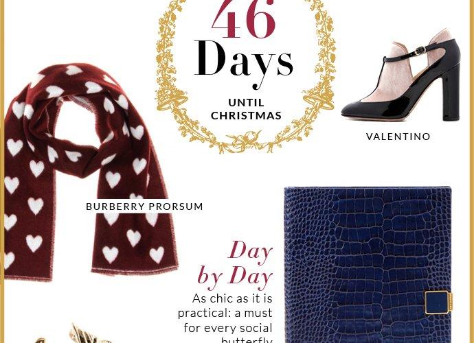 46 DAYS UNTIL CHRISTMAS