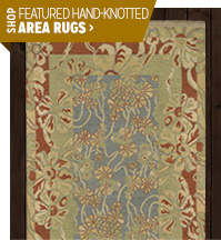 Shop Featured Hand-Knotted Area Rugs