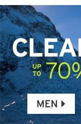 Shop Men's Clearance