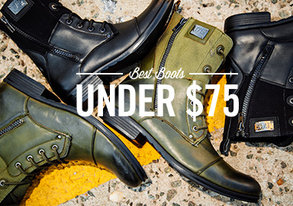 Shop Boots Under $75