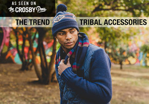 Shop 8 Tribal Pieces That'll Bring Life To Your Depressing Winter Wardrobe