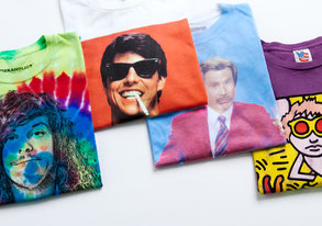 Shop Top Tees: Pop Culture Picks