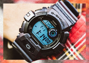 Shop NEW: G-Shock Watches from $89