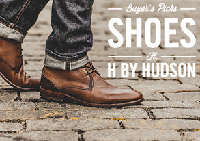 Shop Buyers' Picks: Shoes ft. H by Hudson