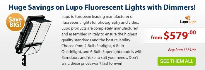 Adorama - Lupo Lights