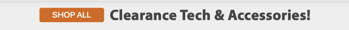Adorama - Clearance Tech