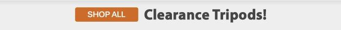 Adorama - Clearance Tripods