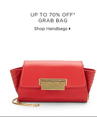 Up To 70% Off* Grab Bag