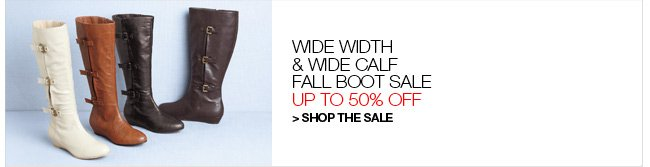 Shop Fall Boot Sale, Up to 50% Off