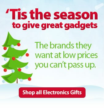 Shop all Electronics Gifts