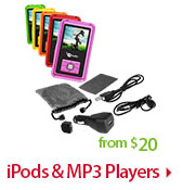 iPods & MP3 Players