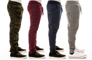 Marketplace: Sweatpants, Joggers, and Chinos