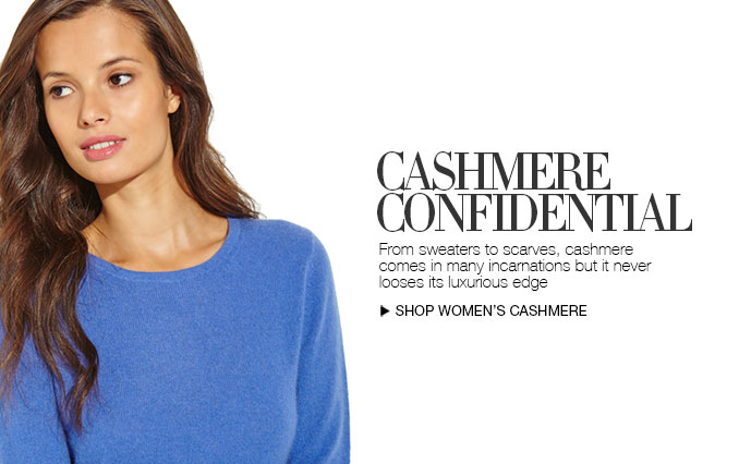 Shop Womens Cashmere Sweaters