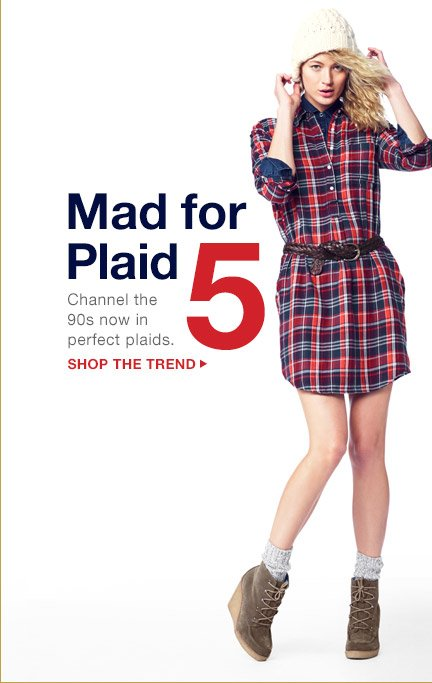 Mad for Plaid 5 | SHOP THE TREND