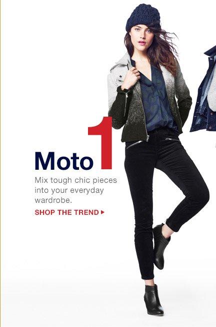 Moto 1 | SHOP THE TREND