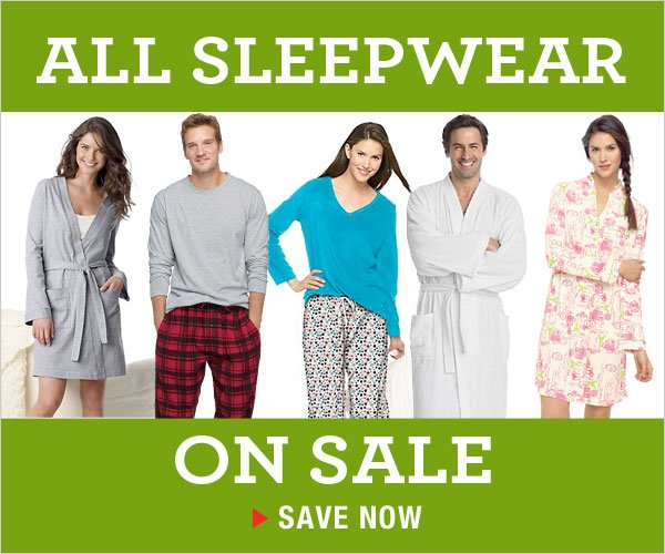 All Sleepwear on Sale