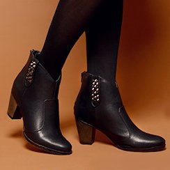 Boots to Step Into Fall