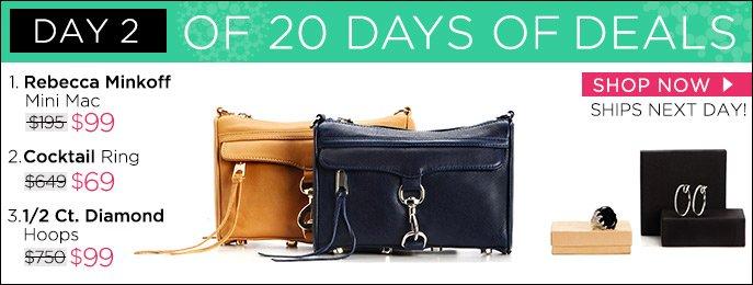 20 Days of Deals