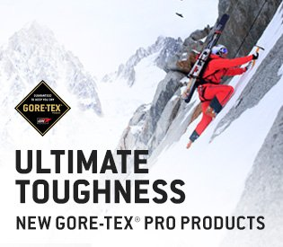 New GORE-TEX® Pro Products