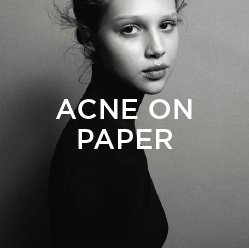 Acne on Paper