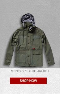 Shop Men's Spector Jacket