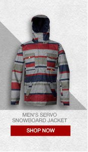 Shop Men's Servo Snowboard Jacket