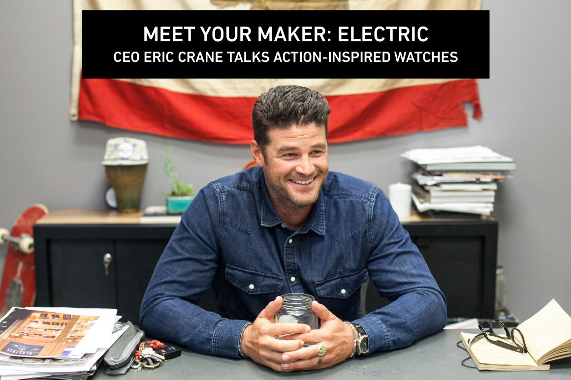 Meet Your Maker: Electric