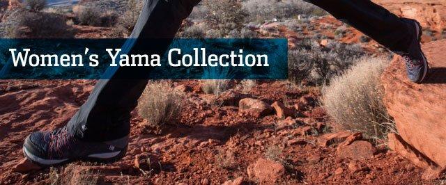 Women's Yama Collection