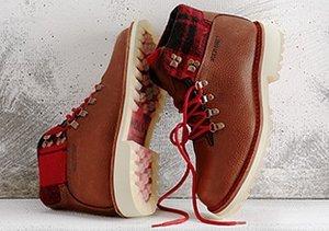 Trail Blazers: Hiking Boots