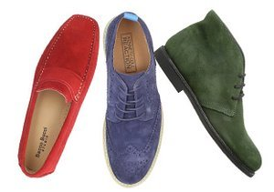 Bright & Bold: Colorful Shoes