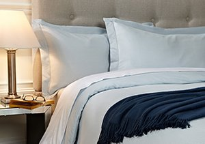 Cozy Up: Robes & Bedding