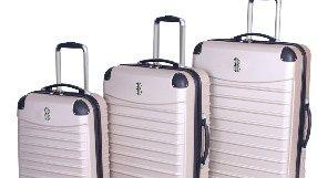 Designer Luggage Featuring Gloria Vanderbilt, Bill Blass & more