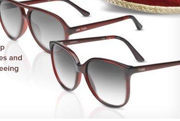 Shop Red Eyewear