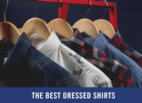 The Best Dressed Shirts
