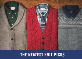 The Neatest Knit Picks