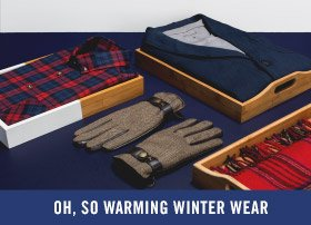 Oh, So Warming Winter Wear