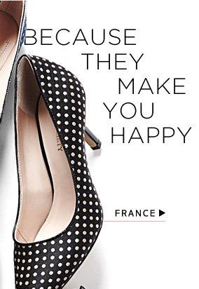 Polka Dots: France