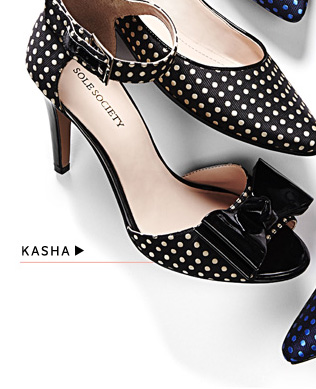Polka Dots: Kasha