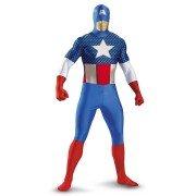 Captain America Bodysuit