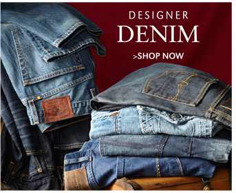 DESIGNER DENIM | SHOP NOW