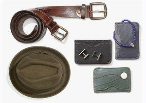 Just $29: Belts, Wallets & More