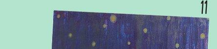 11 lumieres dans la ciel print 135. reg  169.