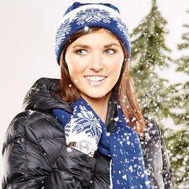 Let It Snow: Women's Accessories